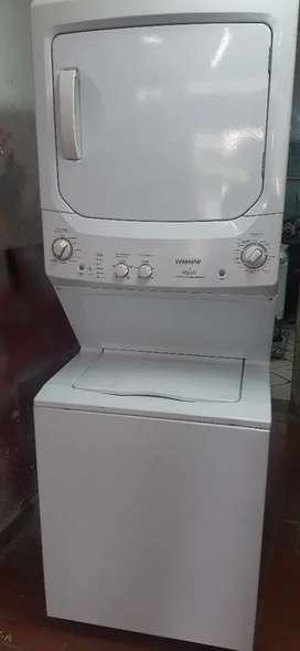 Lavadora secadora mabe.secadora a gas.