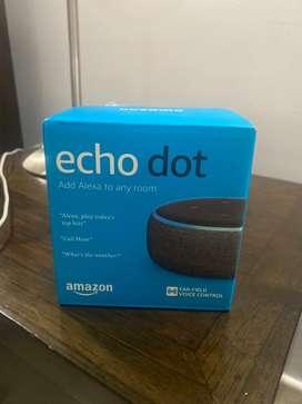 Echo Dot Parlante Alexa