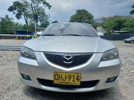 Vendo automóvil Mazda 3, 2007/ cilindraje 1.6