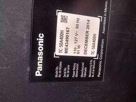 Tv Panasonic de 50 para repuestos