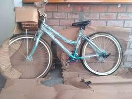 Bicicleta Jafi Atenea - Aro 26.