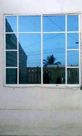 """Taller de aluminio y vidrio """"Don Ángel"""""""