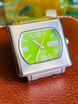 Reloj Seiko S-Wave Automatico !