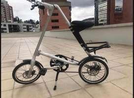Bicicleta de Aluminio Desarmable
