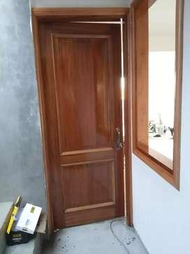 Puertas de calidad cedro