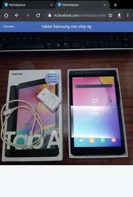 Samsung galaxy tab A de 8 pulgadas Nueva