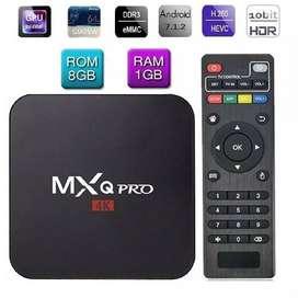 Tv Box 8gb Ram 1gb Quad Core Compatible Con Disney
