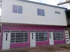 Casa de dos pisos en venta en Mocoa Putumayo