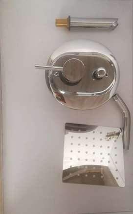 Monocontrol ducha con regadera csb