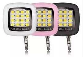 Flash Portable De 16 Led Superluminosos Para Celular