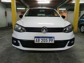 Volkswagen gol trend pack 1 año 2017 con solo 69mil km