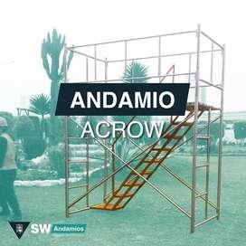 ACROW ANDAMIOS CONVENCIONALES