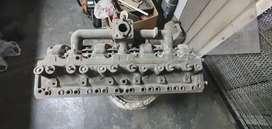 Tapa de cilindro Chevrolet 46