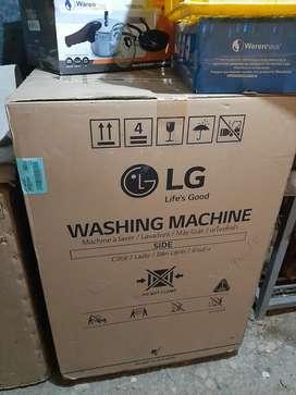 Lavadora + cocina de inducción
