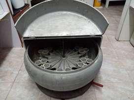 VENDO Centrifuga Garver Babcock Model 55 836 RPM