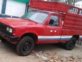 Camioneta pickup cabina simple
