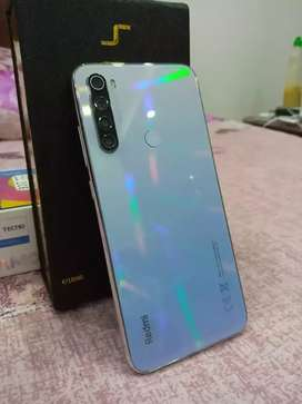 Xiaomi redmi note 8 cambio por iphone