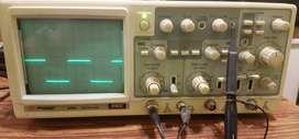 Osciloscopio Analogico 20 Mhz