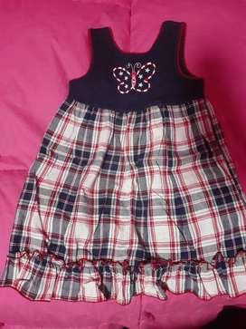 Lindo Vestido para Nena