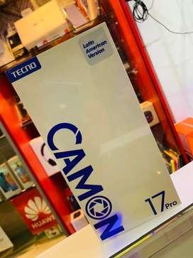 Tecno Camon 17 PRO 256GB Memoria Ram 8GB
