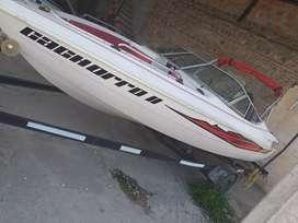 Vendo lancha Virgin 506 con motor 70