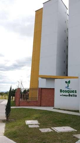 ARRIENDO APARTAMENTO 306 EDIFICIO BOSQUES DE CAMPOBELLO