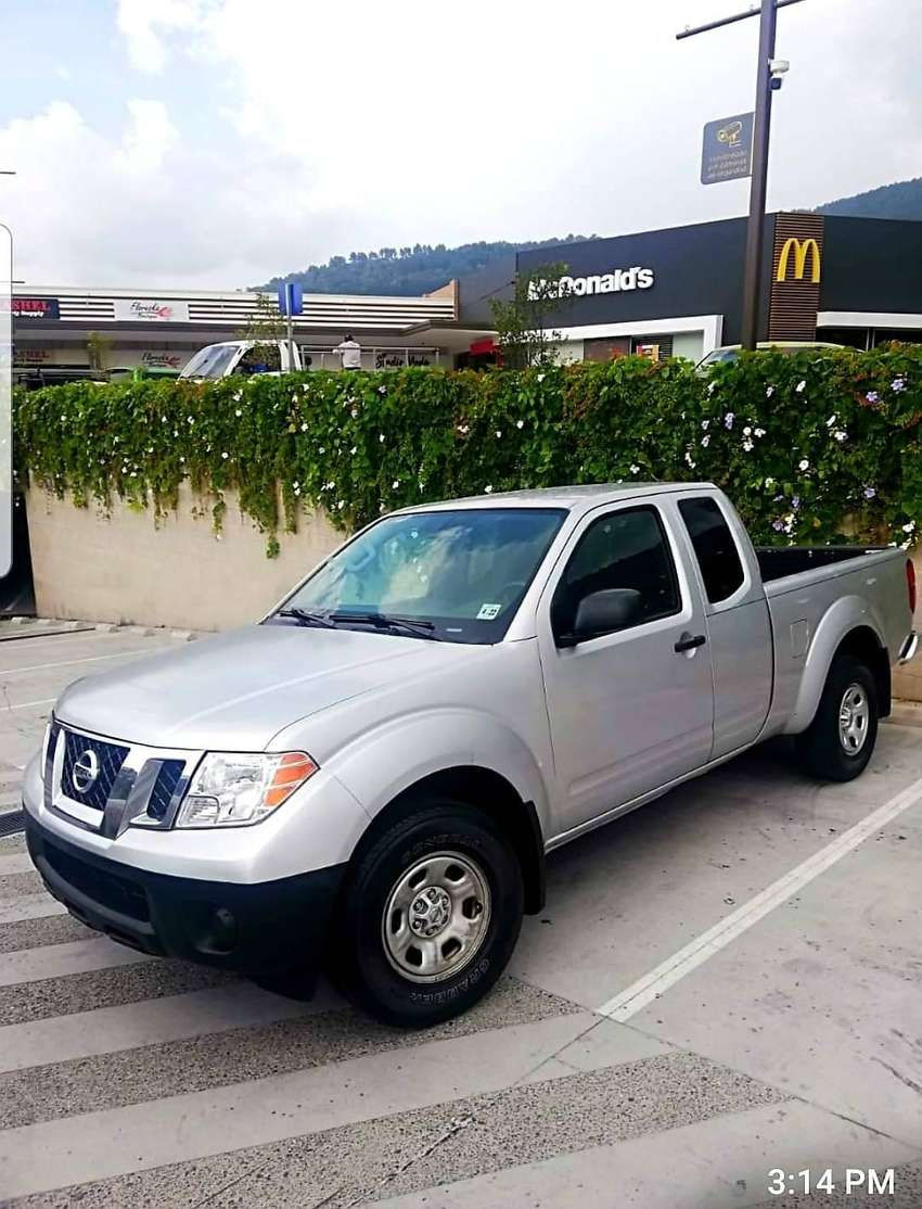 2017 Nissan Frontier 4x2 -4 Cilindros 0