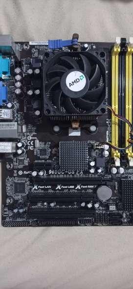 Board amd ddr3 960 Gc Gs fx
