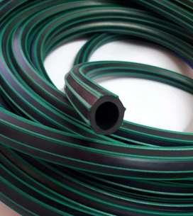 "Manguera 1//2"", material EPDM. Resistente intemperie. (Rollo de 25 mts)"