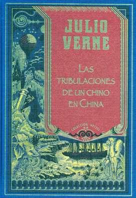 Las Tribulaciones De Un Chino En China - JULIO VERNE - Colección HETZEL