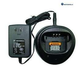 cargador radio motorola ep450, nuevos en caja
