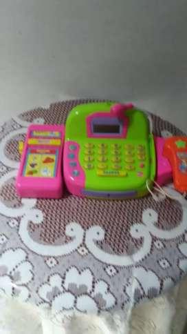 Registradora juguete