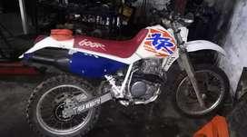 Honda xr 600 MOD 93