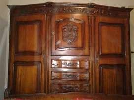 Juego Dormitorio Antiguo