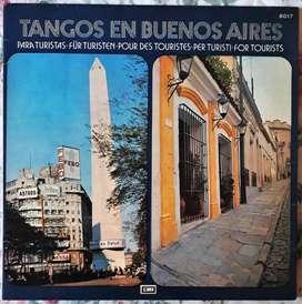 Vinilo Lp Tangos En Buenos Aires Para Turistas 1974 Excelente
