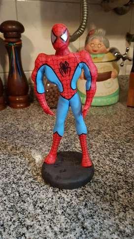 Adorno para torta Hombre araña