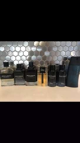 Perfumes importados originales  de hombre