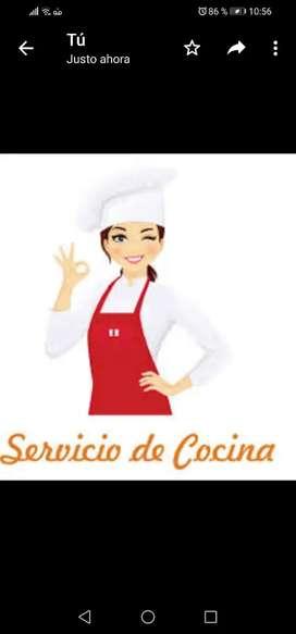 Auxiliar de servicio para restaurantes