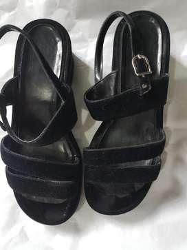 Zapatos Tipo Gamuzados