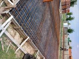 Trabajos de construccion