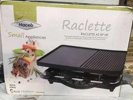 Asasador Raclette HACEB
