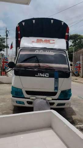 Vendo camion jmc isuzu