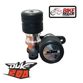 Defensas tipo Slider Ktm Duke 200