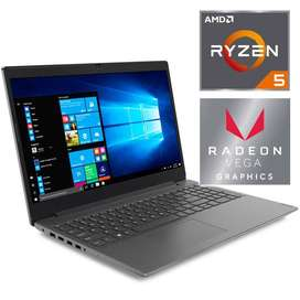 "laptop Lenovo AMD Ryzen 5 3500U 15.6""  8GB 1TB"