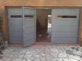 Puerta Garage Metálica Normal Automatica