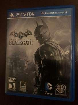 Batman blackgate psp vita