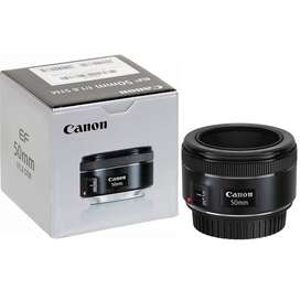 Canon 50 MM f 1.8