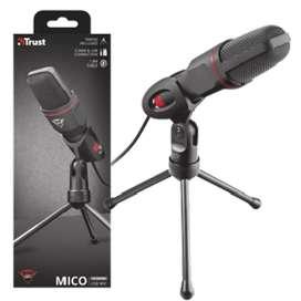 Micrófono Trust GXT 212 nuevo