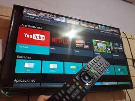 Tv Led Miray Smartv 43' 4K Full HD como nuevo