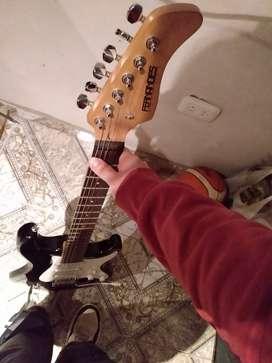 Guitarra eléctrica Fernandes stratocaster